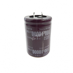 10000uF 100V 35x50mm Radial Electrolytic Capacitors SNAP IN CAP