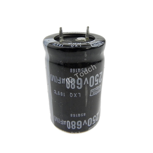 680uF 250V 25x40mm Radial Electrolytic Capacitors SNAP IN CAP