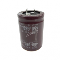 680uF 450V 35x50mm Radial Electrolytic Capacitors SNAP IN CAP