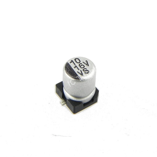 10uF 16V 4x5mm SMD Aluminum Electrolytic Capacitors