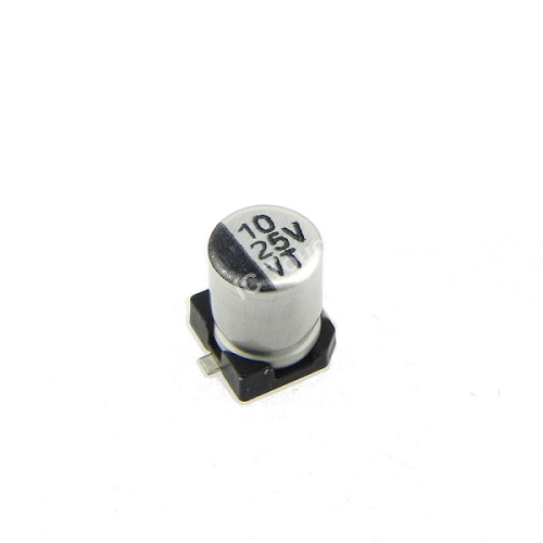 10uF 25V 4x5mm SMD Aluminum Electrolytic Capacitors