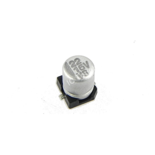 22uF 16V 4x5mm SMD Aluminum Electrolytic Capacitors
