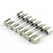 20A 250V Fast Blow Glass Tube Fuse 5x20mm