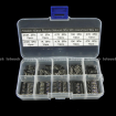 10value 100pcs Resistor Network 5Pin 9Pin Assortment Box Kit KIT0060