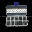 10value 100pcs Resistor Network 6Pin 10Pin Assortment Box Kit KIT0074