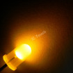 3mm Yellow Round Diffused Yellow LED Light Lamp