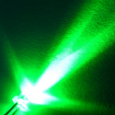 5mm Emerald Green Round Waterclean Emerald Green LED Light Lamp