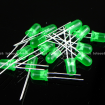 5mm Green Round Diffused Green LED Light Lamp