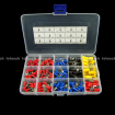 15value 150pcs Insulated Crimp Connector Wiring Terminal Box Kit KIT0170