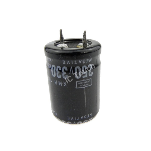 330uF 250V 22x35mm Radial Electrolytic Capacitors SNAP IN CAP