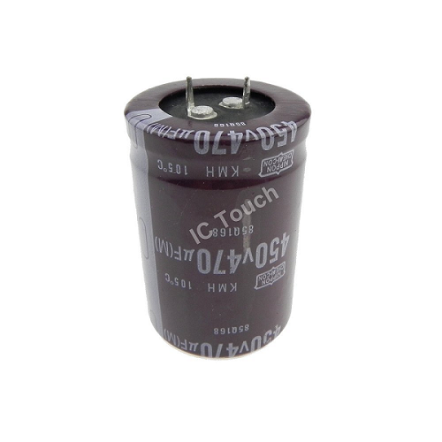 470uF 450V 35x50mm Radial Electrolytic Capacitors SNAP IN CAP