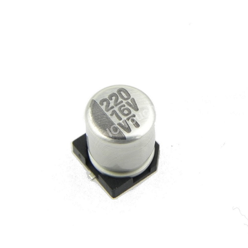 220uF 16V 6x7mm SMD Aluminum Electrolytic Capacitors