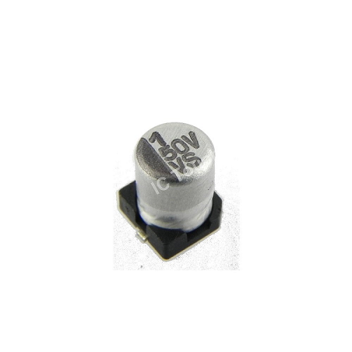 1uF 50V 4x5mm SMD Aluminum Electrolytic Capacitors