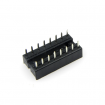 16-Pin DIP IC Sockets Adaptor General Type Socket PCB 2.54mm Pitch