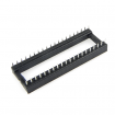 40-Pin DIP IC Sockets Adaptor General Type Socket PCB 2.54mm Pitch