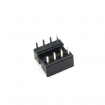 8-Pin DIP IC Sockets Adaptor General Type Socket PCB 2.54mm Pitch